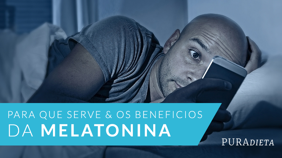 beneficios da melatonina