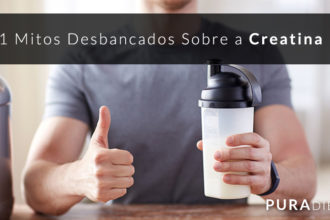 11 Mitos Desbancados Sobre a Creatina